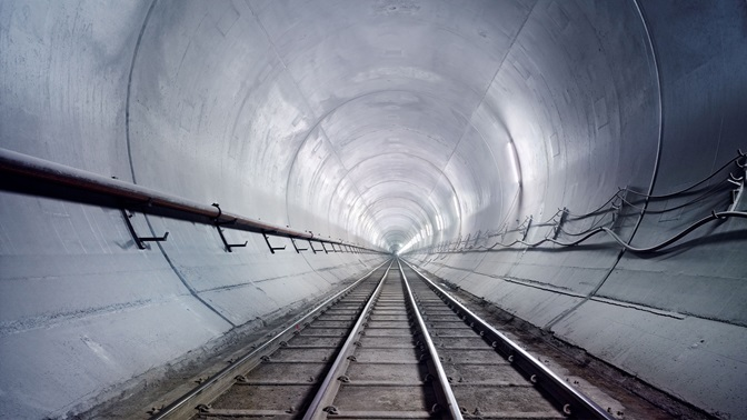 Five years of the Gotthard Base Tunnel